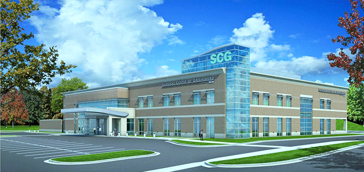 Home - Surgical Center of Greensboro